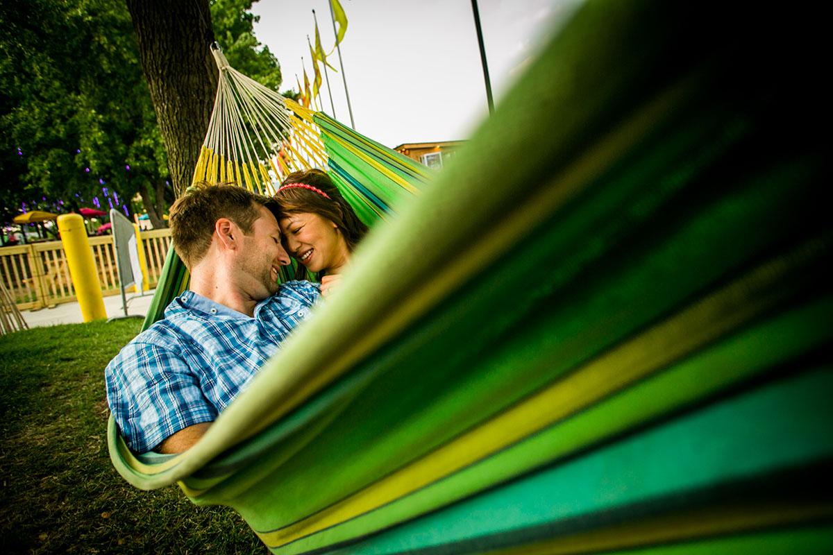 Hearts and hammocks =) Photo by Ashley La Bonde of Wide Eyed Studios