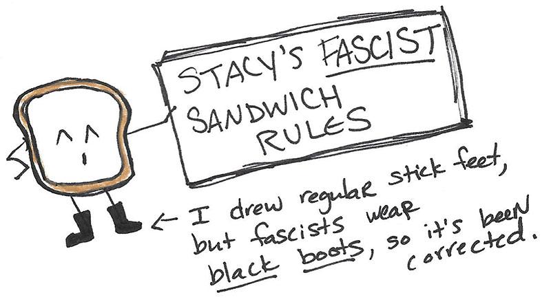 sandwichrules